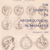 The Journal Of Archaeological Numismatics 2011 1 Complete Volume