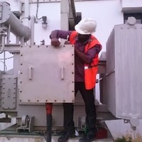 DOC) ABB REM 543 Relay , energy meter calibration, rotor