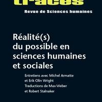 Trac s revue de sciences humaines cole normale for Revue sciences humaines