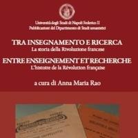 Anna Maria Rao A Cura Di Tra Insegnamento E Ricerca La Storia