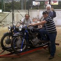VINTAGE BMW  HEADLIGHT LENS GASKET 1948-1973 NEW