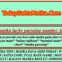 Satta Matka Tips Kalyan Matka Indian Matka Matka Results Sandey