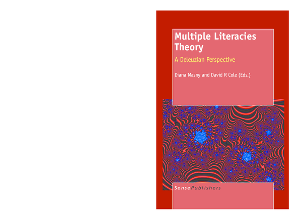 Mapping multiple literacies : an introduction to Deleuzian literacy studies