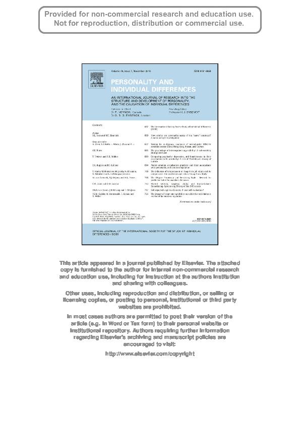 PDF) The psychology of interrogative suggestibility: a vulnerability