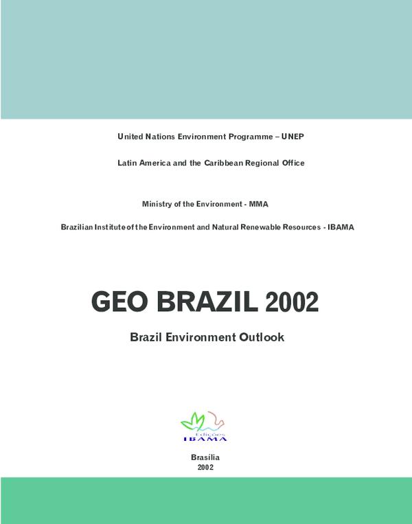 PDF) Perspectivas Do Meio Ambiente No Brasil   Thereza