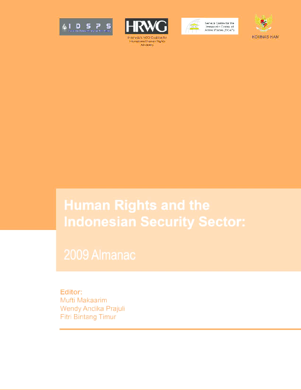 pdf human rights and the n security sector almanac