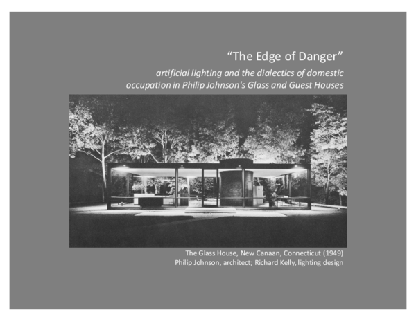 Outstanding Ppt The Edge Of Danger Artificial Lighting And The Home Interior And Landscaping Spoatsignezvosmurscom