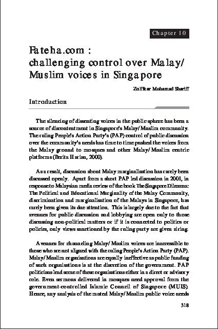 Muslim-Matchmaking-Masjid Kampung siglap