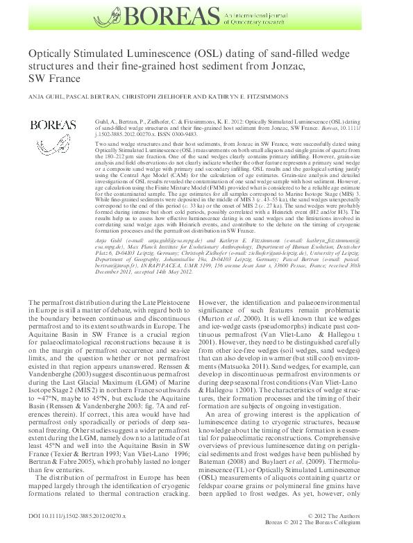 Dating quaternaire sedimenten Dating Story