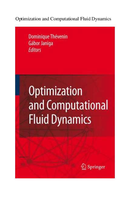 Pdf Cfd Based Optimization For A Complete Industrial Process Papermaking Henri Ruotsalainen Academia Edu