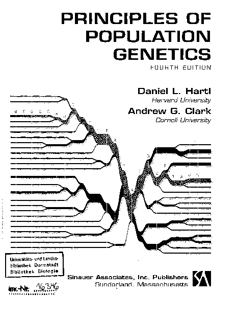 Principles Of Population Genetics Pdf