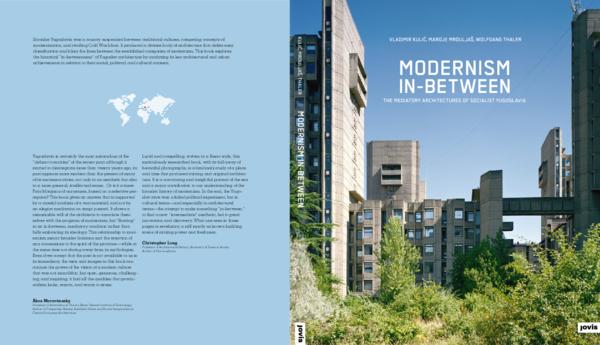 Pdf Modernism In Between The Mediatory Architectures Of Socialist