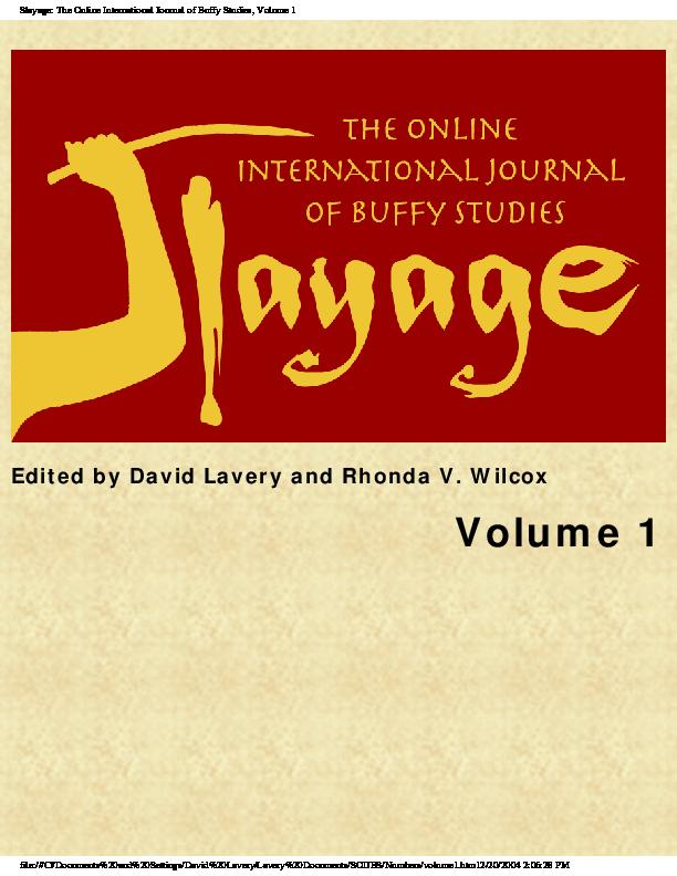 PDF) A little less ritual a little more fun  The modern