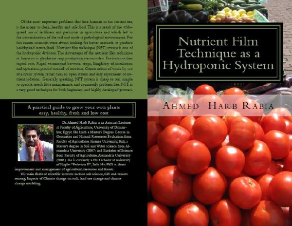 Pdf Nutrient Film Technique As A Hydroponic System A