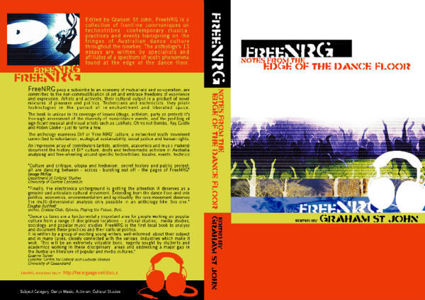 PDF) FreeNRG: Notes From the Edge of the Dance Floor (Commonground