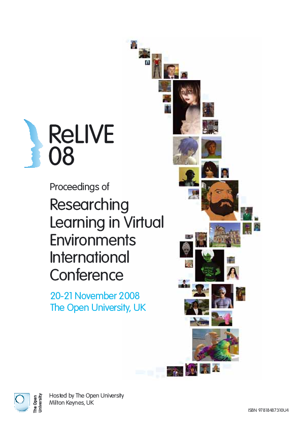 PDF) Learning, teaching and ambiguity in virtual worlds