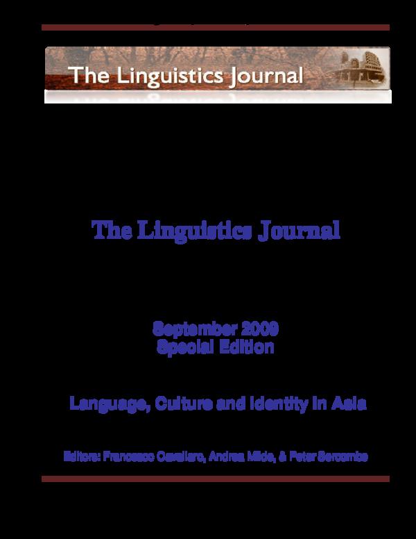 PDF) Language policies–impact on language maintenance and teaching