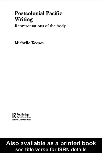 PDF) Postcolonial Pacific writing: Representations of the