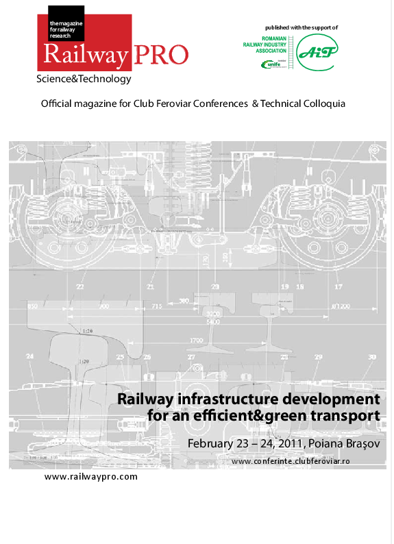 PDF) modern rail fastening solutions for ballasted or