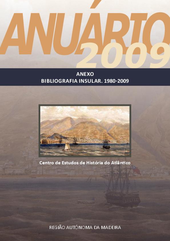 foto de PDF) Bibliografia insular. 1985-2009 | Alberto Vieira - Academia.edu