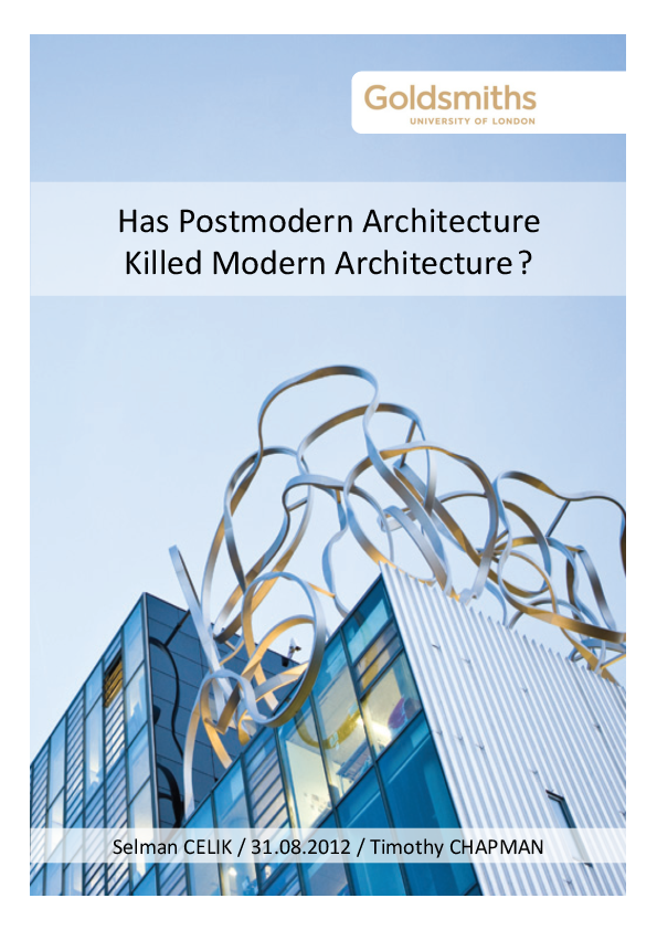 Modern changing architecture pdf ideals in