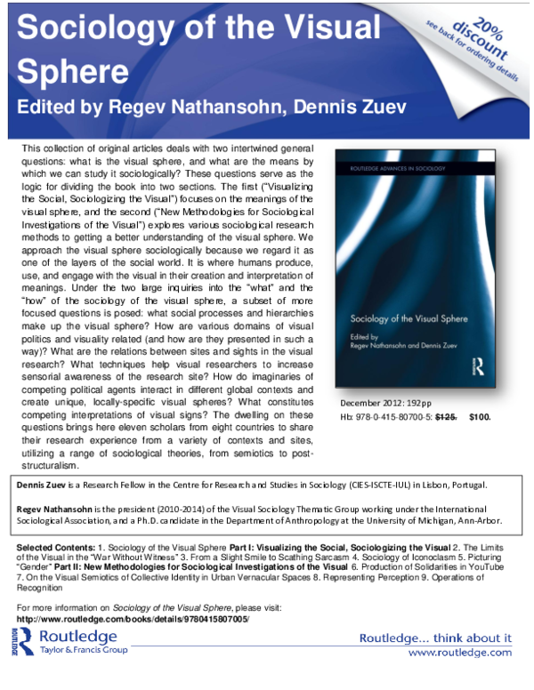 Managing Overflow in Affluent Societies (Routledge Advances in Sociology)