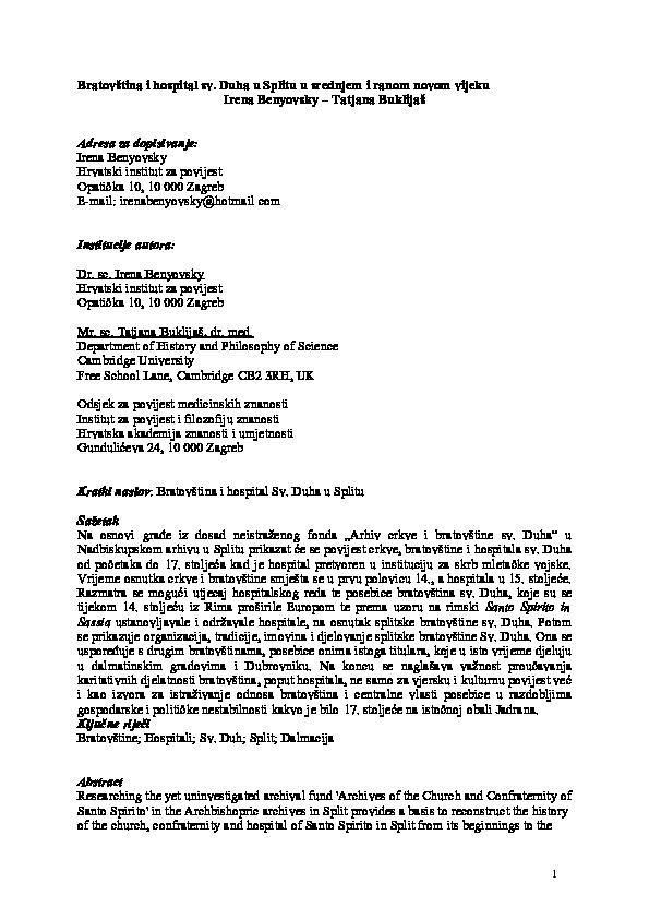 Ženidba i datiranje u 17. stoljeću