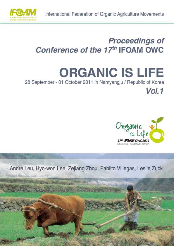 PDF) Iran's Organic Agriculture Potential: an Opportunity for the