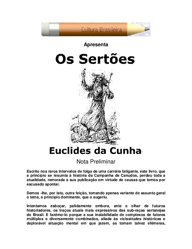 Os Sertões  1586cb04a61