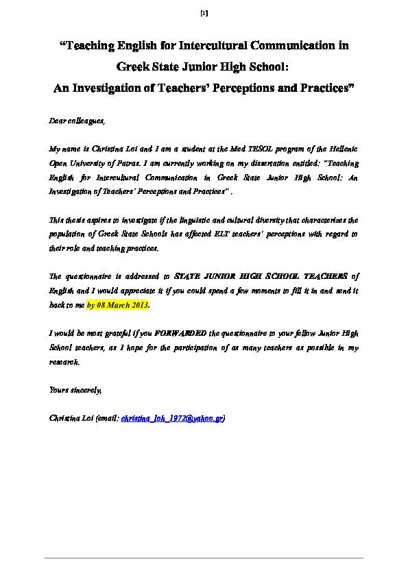 Questionnaire for dissertation argumentative essay practice