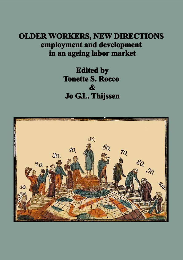 Pdf 3 Ageing Workers An Evolving Framework For Policy Development In The Usa Tonette S Rocco Academia Edu