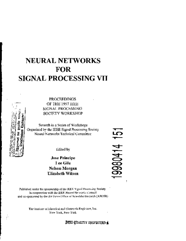 PDF) A chaotic annealing neural network and its application