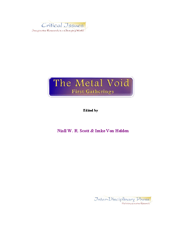 3c85301251f PDF) Turn or Burn  Approaching The Peculiar Case of Christian Metal ...