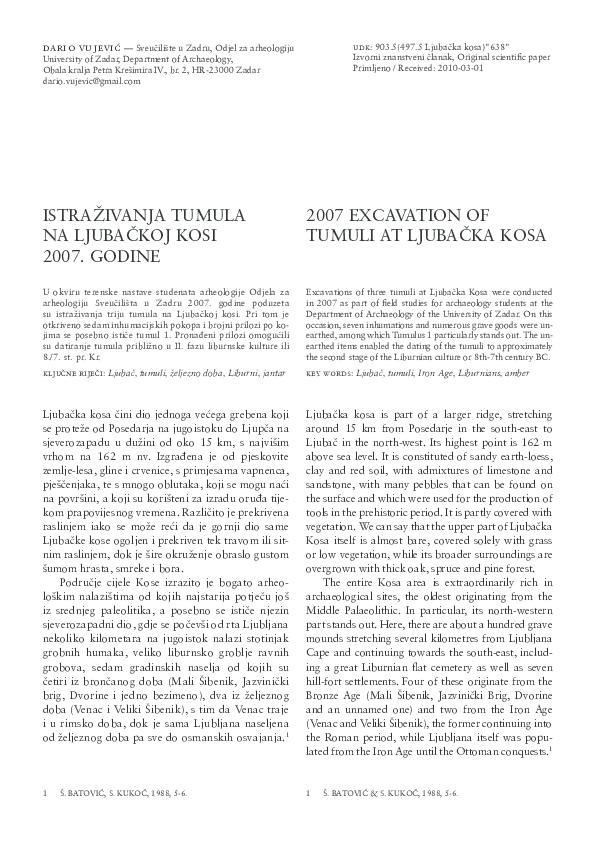 Iz medija > Ministarstvo kulture u medijima > Tureta se održala punih 1500 godina.