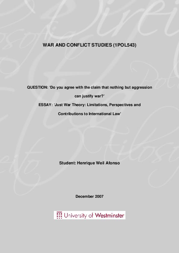Short stories coursework