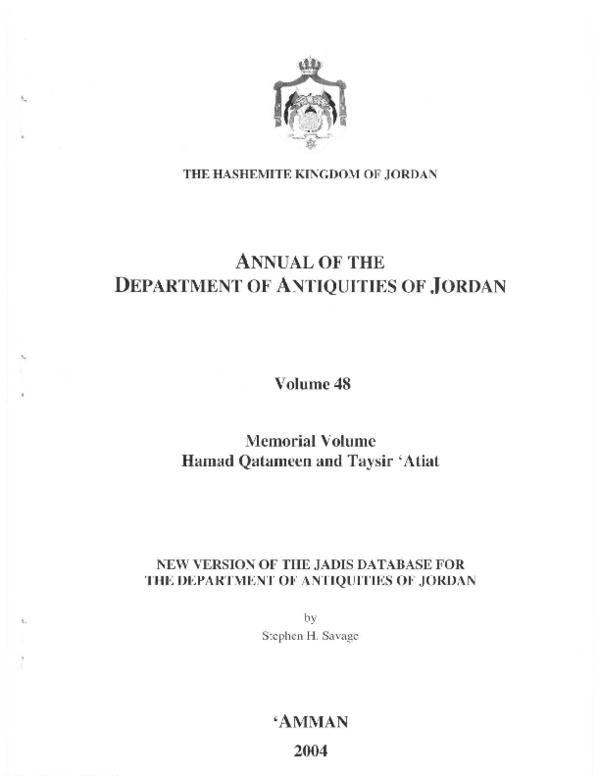 dobra jakość wyprzedaż gorąca sprzedaż online PDF) The New Version of the JADIS Database for the ...