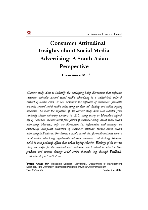 Marketing Management A South Asian Perspective Pdf