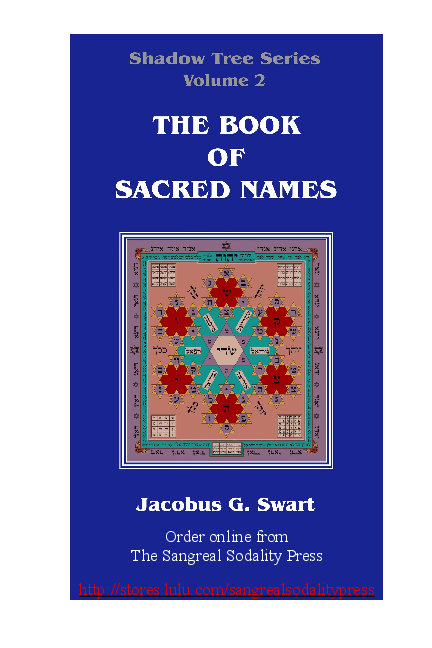 PDF) The Book of Sacred Names (The Shadow Tree Series