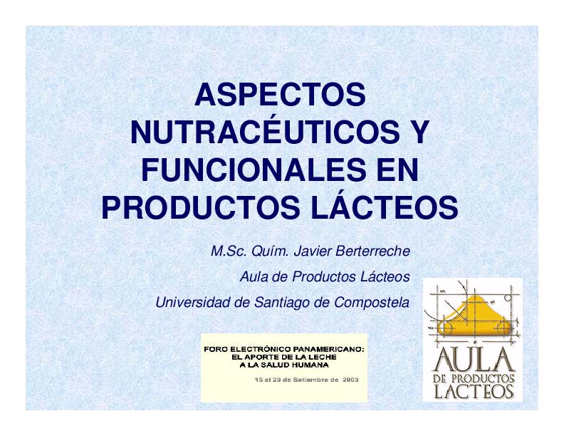 alimentos funcionales nutraceuticos y foshu