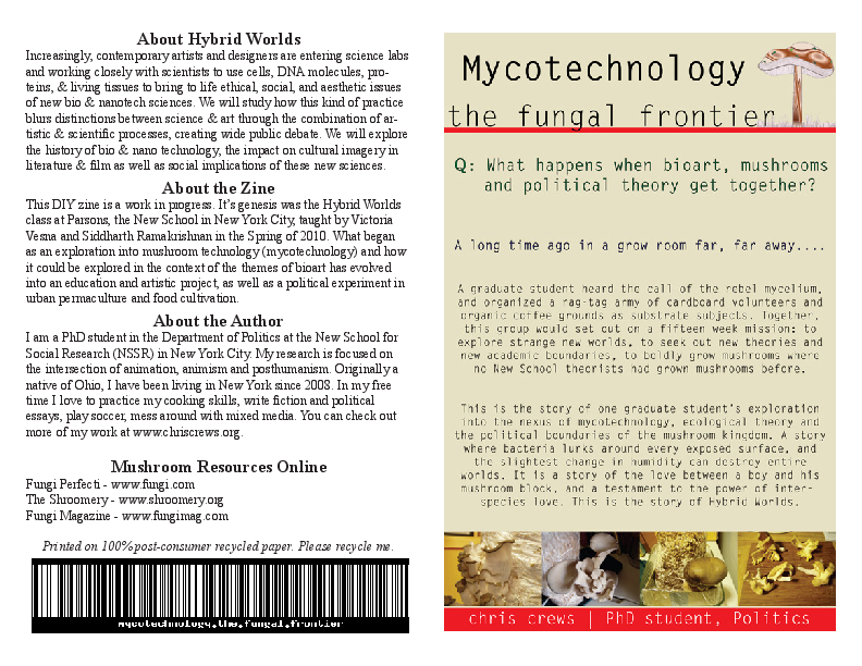 PDF) Mycotechnology: The Fungi Kingdom and Natural