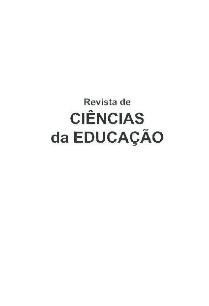 Breve Histórico Da Constituição Da Pedagogia Social Na Realidade