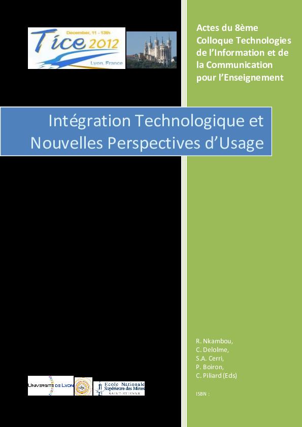 Pdf Environnement Informatique Communautaire Support Dune