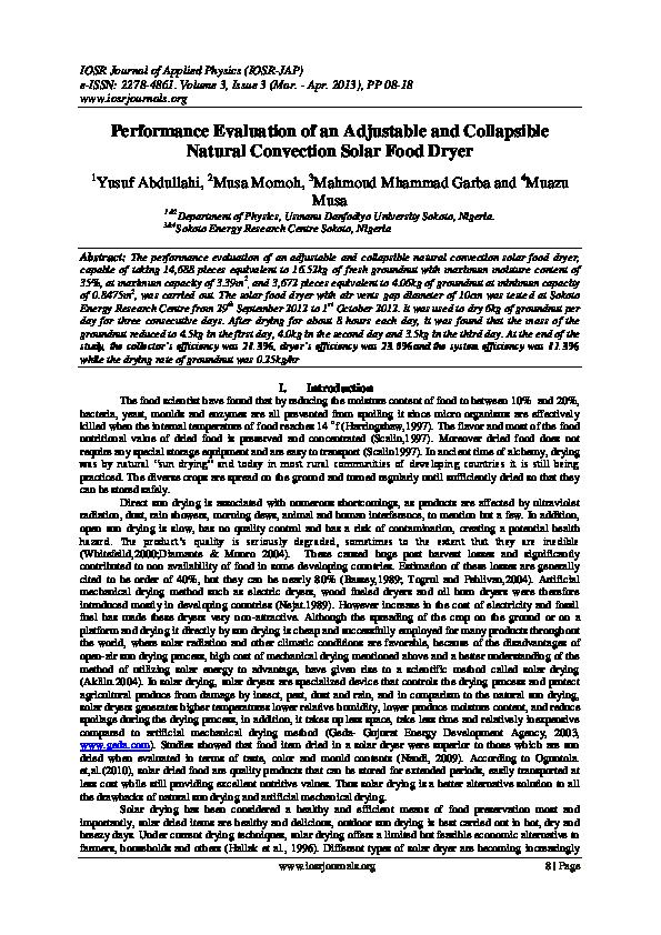 Iosr Journal Of Applied Physics Iosr Jap Top Impact Factor Peer