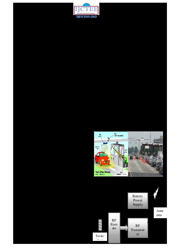 PDF) Automatic Toll Tax Using RFID | Juma Sammy - Academia edu
