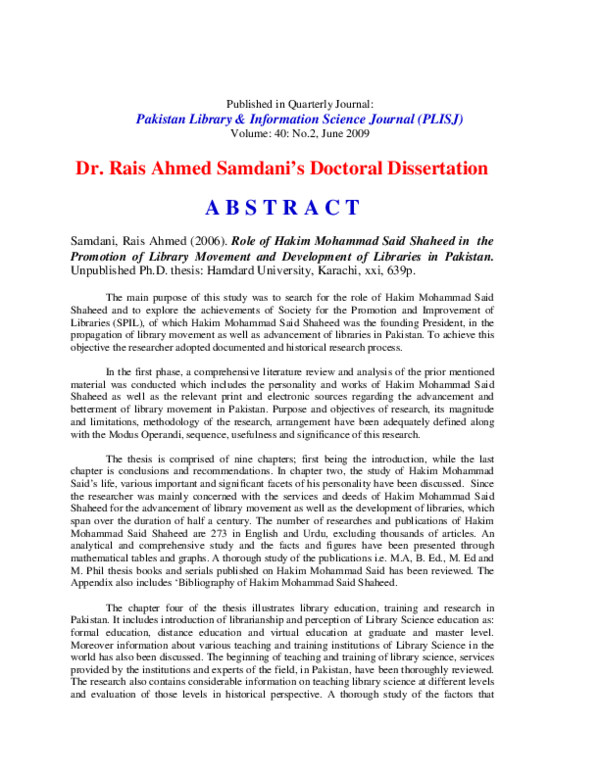 Thesis abstract of historical research how to write a rhymed couplet