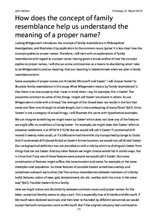 Wittgenstein essay self introduction essay for job application
