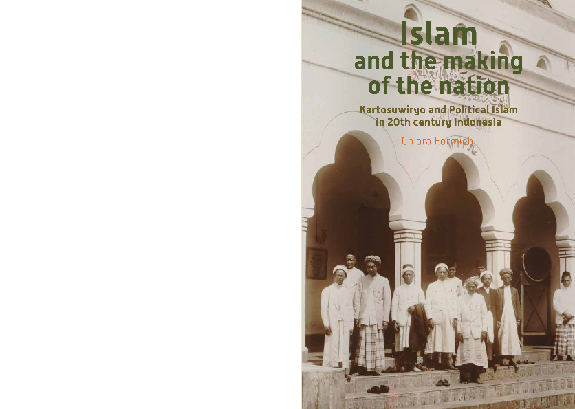 Islam And The Making Of The Nation Kartosuwiryo And Political Islam