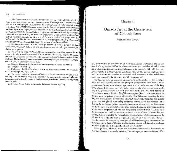 PDF) Omada Art at the Crossroads of Colonialisms [Palace Art of the