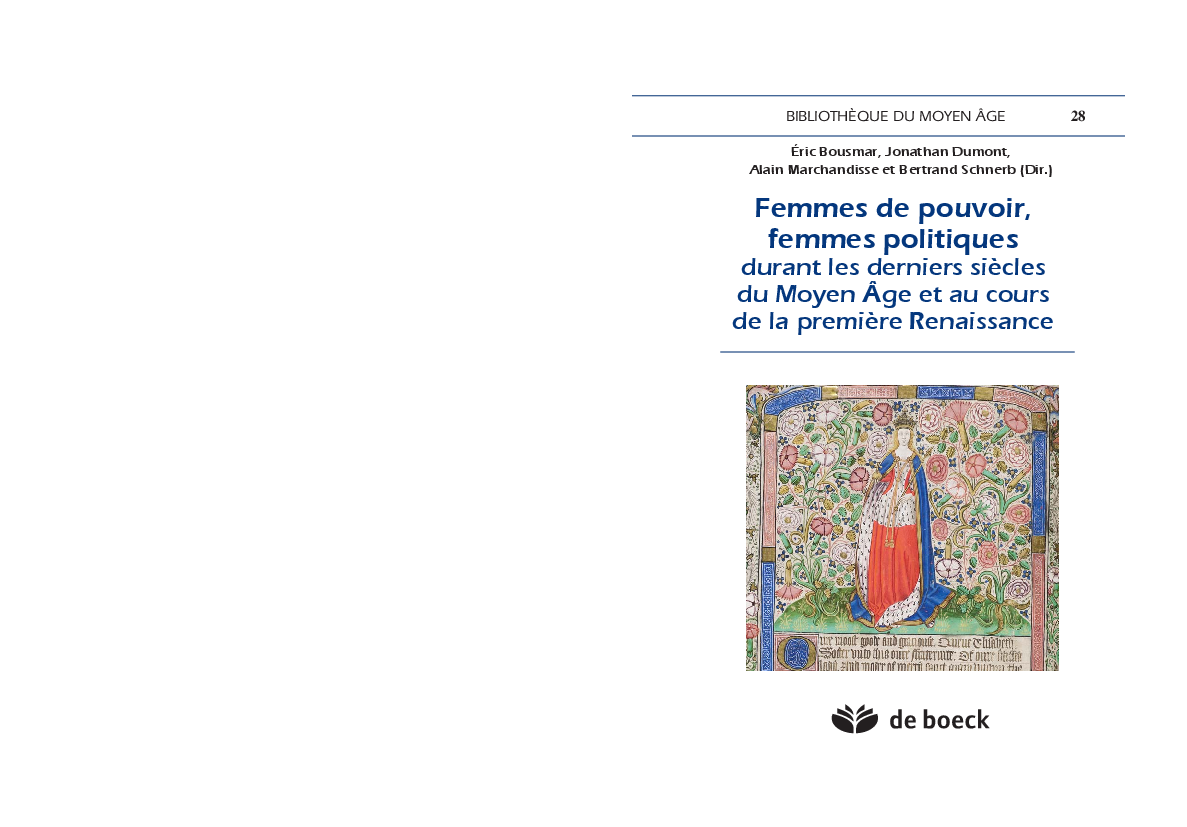 Jacqueline De Bavière Trois Comtés Quatre Maris 1401 1436 L