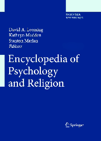PDF) Encyclopedia of psychology and religion | Emmanuel
